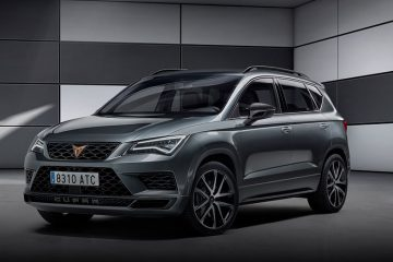 CUPRA Ateca feature