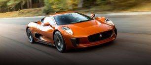 The Jaguar Supercar That Never Was: C-X75