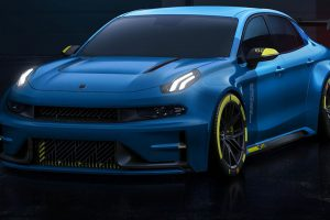Lynk & Co Hint at 500bhp Hot Saloon Racer feature