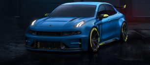 Lynk & Co's Sports Saloon Concept