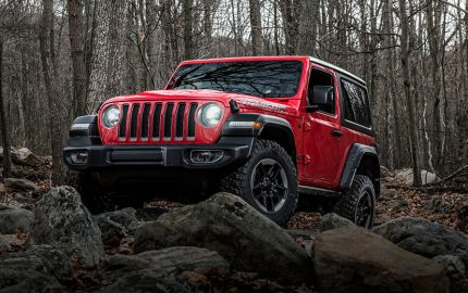 New Jeep Wrangler feature