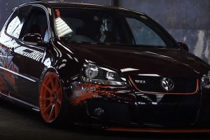 Volkswagen Golf GTi feature
