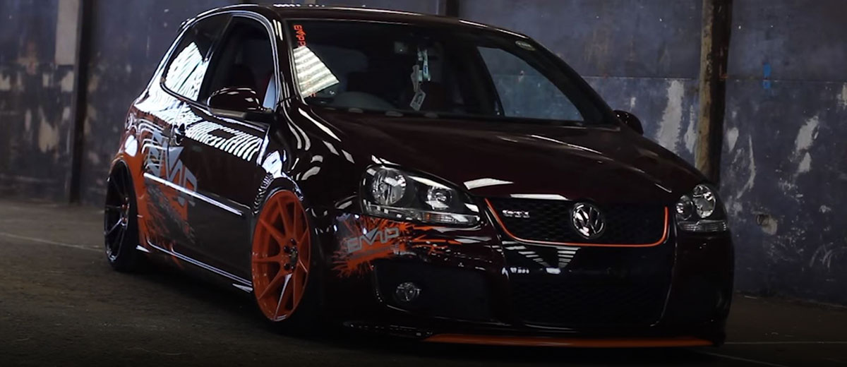 Modified Vw Golf Gti At The 2015 Modified Nationals Motor Visioncouk