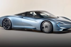 McLaren Speedtail feature