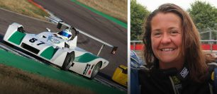 Michelle Hayward Is The Driver To Watch!