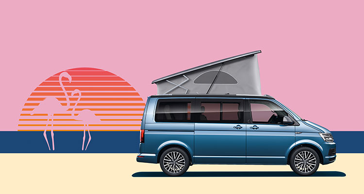 VW California 30 years special edition 1