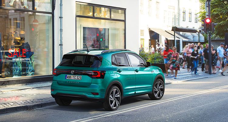 Volkswagen T-Cross 2018 10