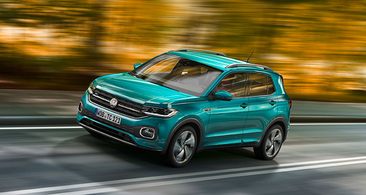 Volkswagen T-Cross 2018 3