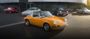 Porsche Project Gold Goes to Auction