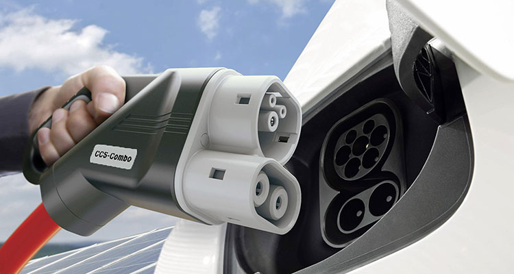 Electric vehicle charging 4