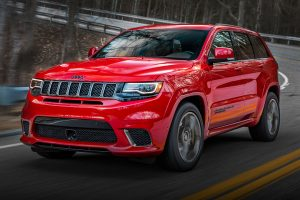 Grand Cherokee Trackhawk feature