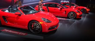 Best cars from the LA Motor Show 2018