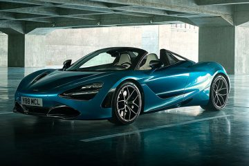 McLaren 720S Spider feature