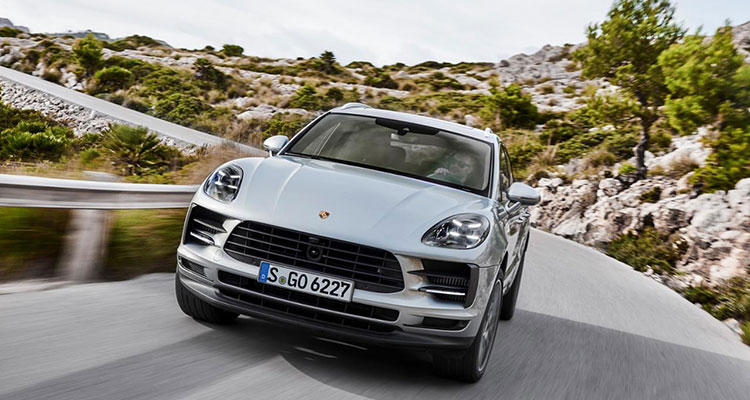 Refreshed Porsche Macan S Latest News Motor Vision Co Uk