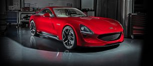 New TVR Griffith – Delayed but on Its Way