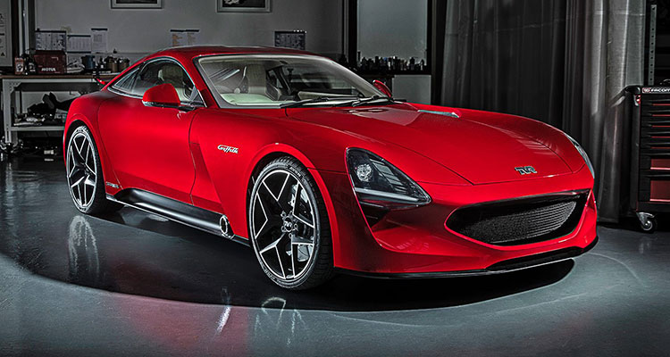 tvr griffith 2019 front side