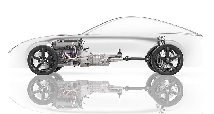 tvr griffith 2019 v8 engine and suspension