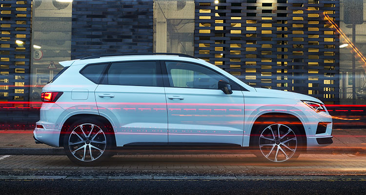 CUPRA Ateca 2019 side 1