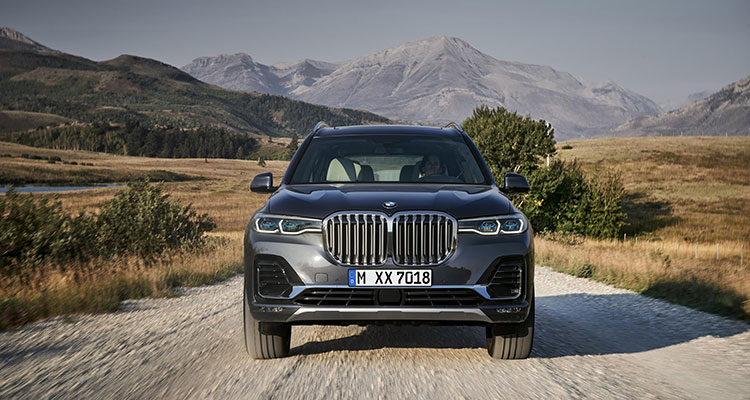 BMW's New Giant Grille 3
