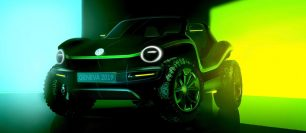 Volkswagen to Reveal New Electric Beach Buggy