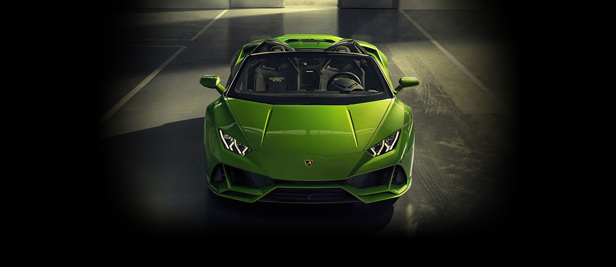 New Lamborghini Huracan Evo Spyder Latest News Motor Vision Co Uk