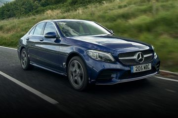 Top 10 Most Stolen Cars - Mercedes-Benz C Class feature