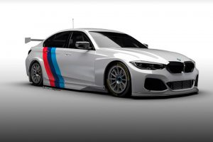 BMW 3 Series BTCC 2019 feature