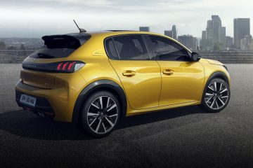 Peugeot 208 GT Line Hatchback feature