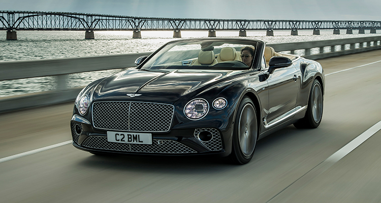 Bentley Adding V8 Engines to GT and GT Convertible 3