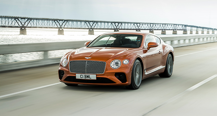 Bentley Adding V8 Engines to GT and GT Convertible 4