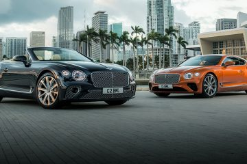 Bentley Adding V8 Engines to GT and GT Convertible feature