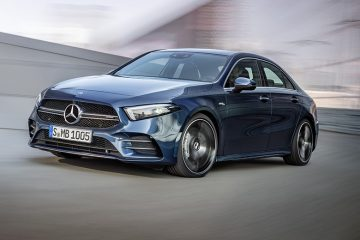 Mercedes-AMG A 35 4MATIC Saloon feature
