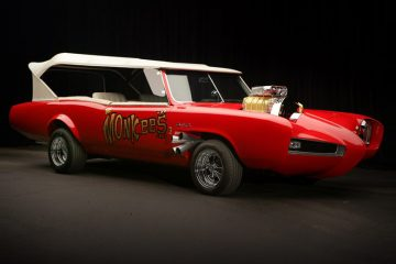 Monkeemobile the monkees Pontiac GTO feature
