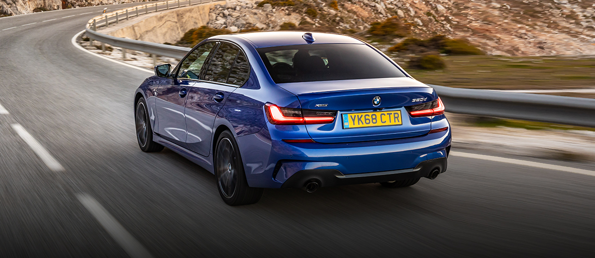 New Bmw 3 Series Saloon Arrives In The Uk Motor Vision Co Uk