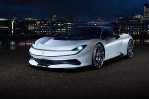 Pininfarina Battista feature