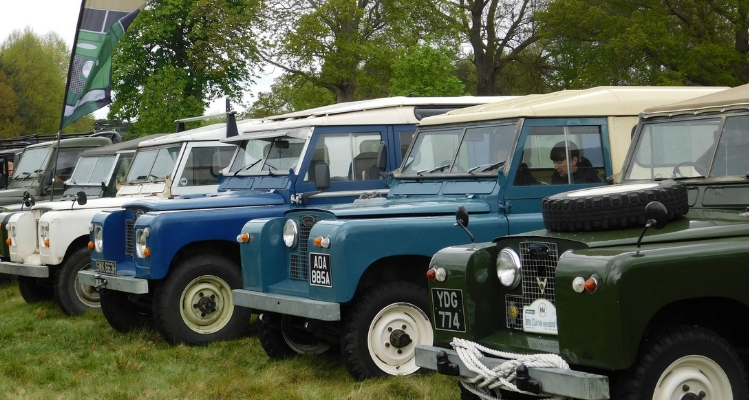 Land Rover Series 2 Braxted 7