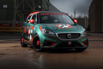 Low-cost MG3 Racer debut feature