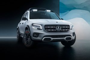 Mercedes-Benz GLB Concept (feature)