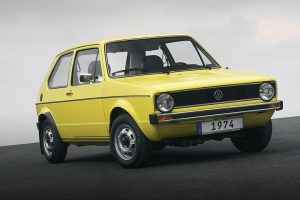 Volkswagen Golf at 45 feature