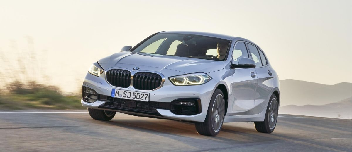 New 2019 Bmw 1 Series Now With Extra Ugly Motor Vision Co Uk