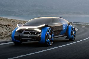 Citroen unveils 'unconventional' 19_19 Concept feature