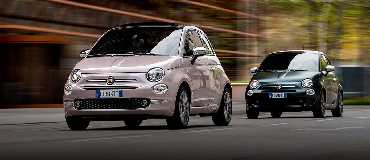 Two New Models Added To The Fiat 500 Range Motor Vision Co Uk
