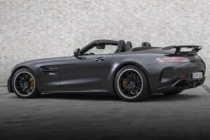Mercedes-AMG GT R Roadster Convertible (Feature)