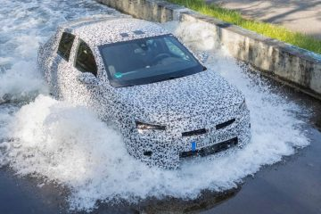New Vauxhall Corsa weather testing (feature)