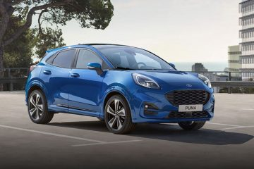 2019 Ford Puma ST Line (Feature)