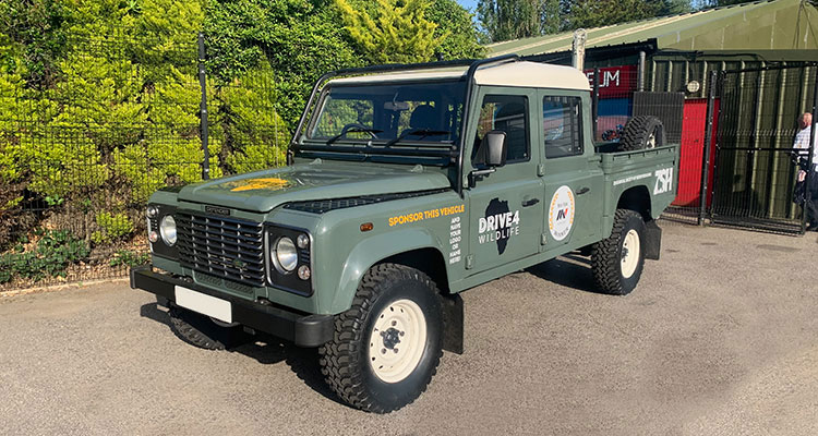 Drive 4 Wildlife 4x4 vehicle new