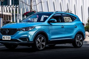 MG ZS EV (feature)