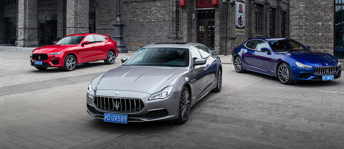 The Best Maserati S With Ferrari Engines Motor Vision Co Uk