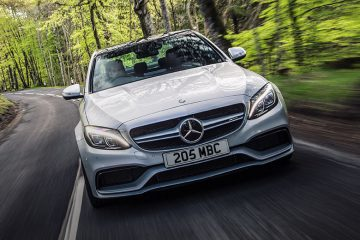 Mercedes-AMG C63 Hybrid (feature)