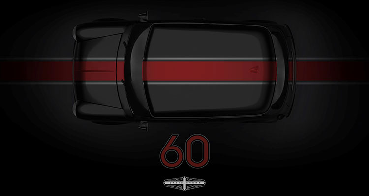 David Brown Automotive teases limited edition performance Mini Remastered (1)